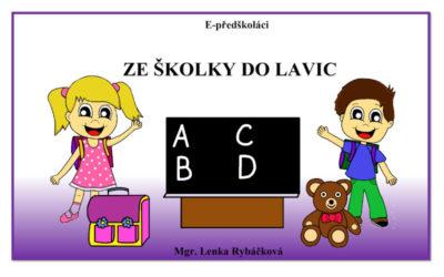 E-book ZDARMA – Ze školky do lavic