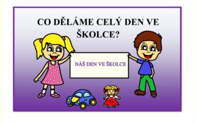 E-book ZDARMA – Co děláme celý den ve školce?