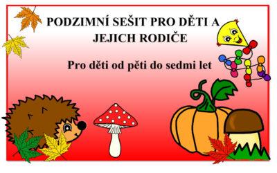 E-book ZDARMA – Podzimní sešit pro děti a jejich rodiče